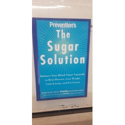 Prevention's the sugar...