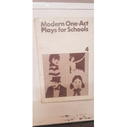 Modern one-act plays for...